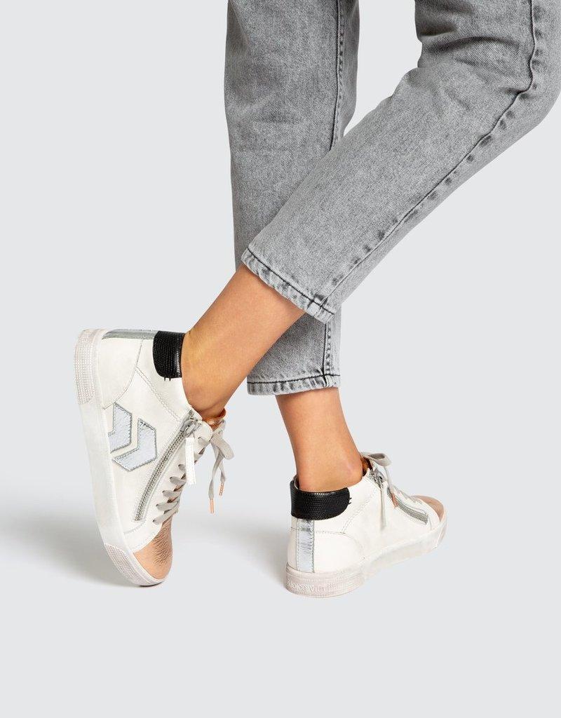 Dolce Vita Zonya Sneakers - Copper/White