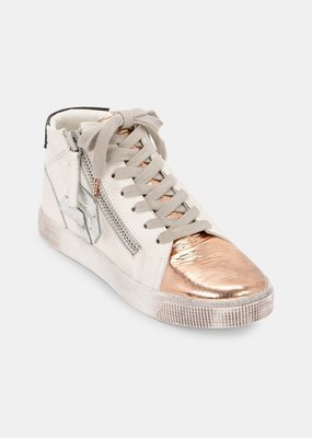 Dolce Vita Zonya Sneakers - Copper/White