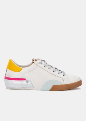 Dolce Vita Zina Sneakers - White Multi Leather