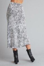 Bella Dahl Bias Midi Skirt