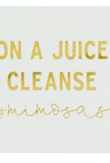 LABEL Juice Cleanse Cocktail Napkins