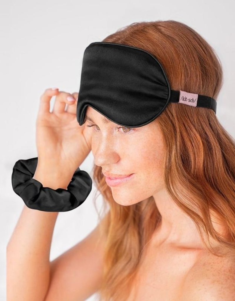 Kitsch Satin Eye Mask