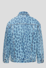 Blank NYC Welcome to the Jungle Jacket