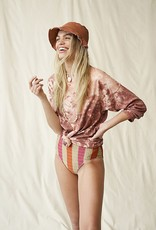 Free People We The Free Be Free Tie Dye Tee