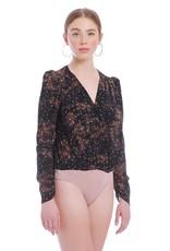 Amanda Uprichard Clarise Bodysuit