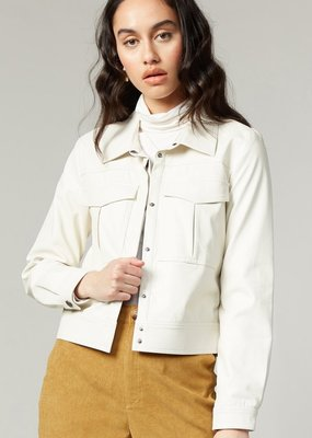 Greylin Greta Vegan Leather Jacket