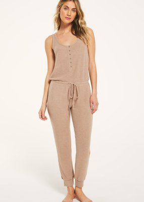 Z Supply Dreamer Rib Jumpsuit