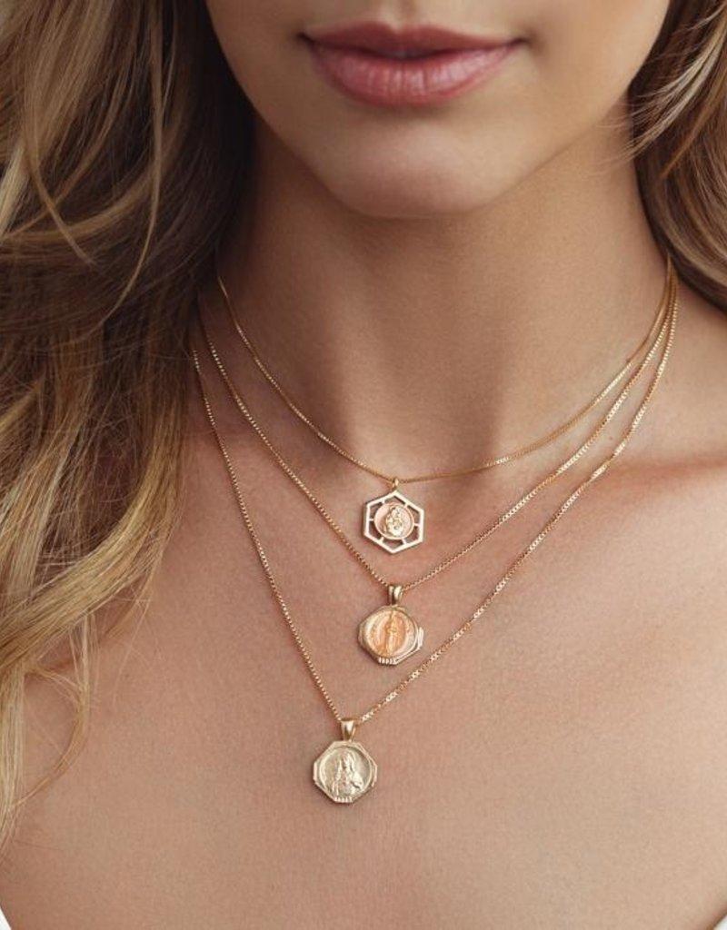 Joy Dravecky Sofia Pendant Necklace