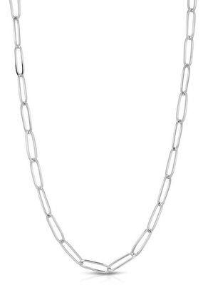 Joy Dravecky Chunky Monaco Choker - Silver