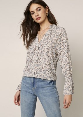 BB Dakota Picking Petals Blouse
