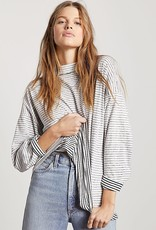 Free People We The Free Be Free Stripe Tunic