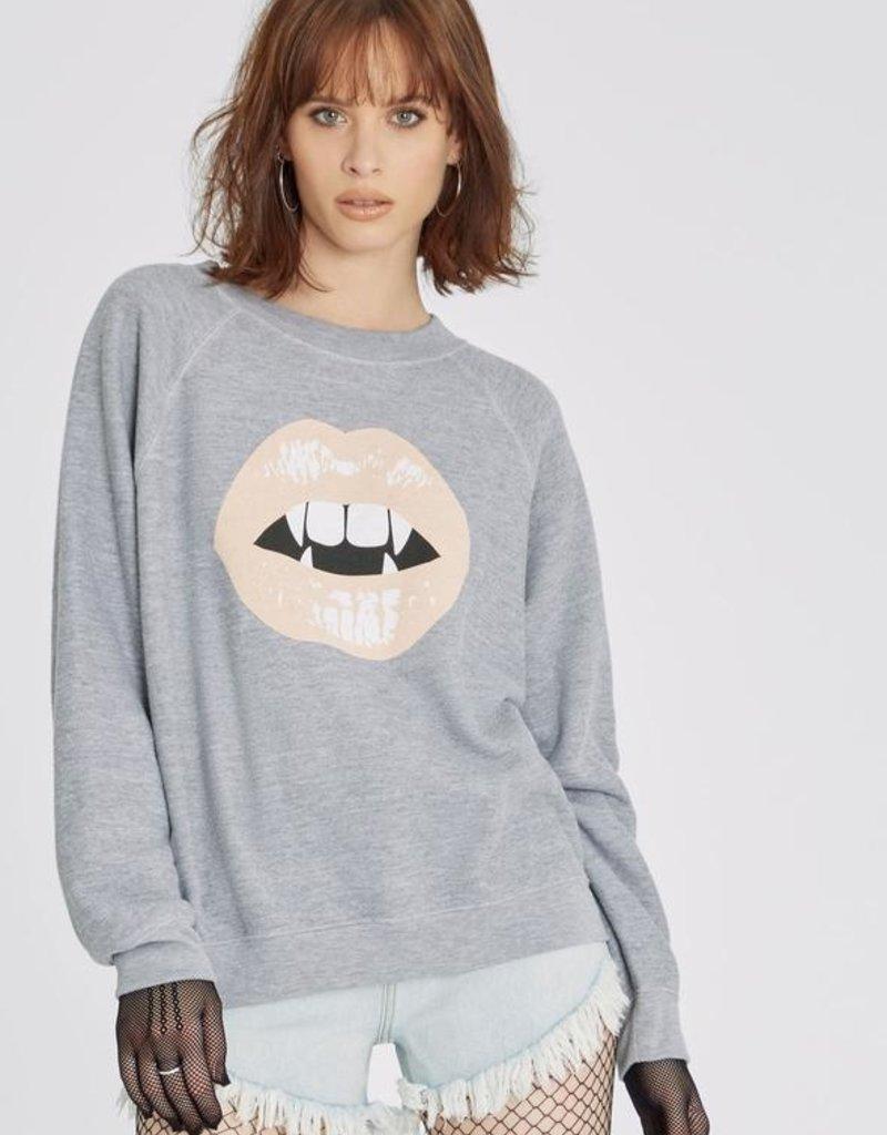 Wildfox Vampy Sommers Sweatshirt