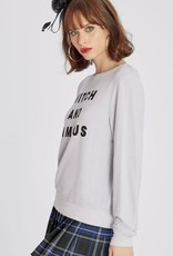 Wildfox Witch And Famous Baggy Beach Jumper