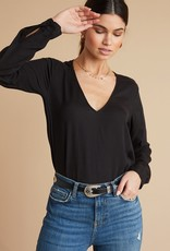 Bella Dahl Long Sleeve V-Neck Top