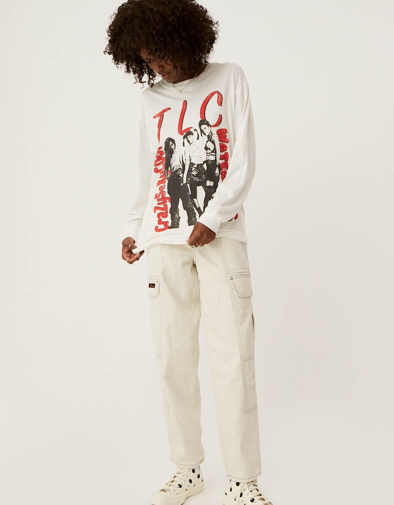 Daydreamer TLC Waterfalls Oversized Long Sleeve