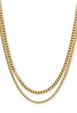 LABEL Gigi Layered Necklace