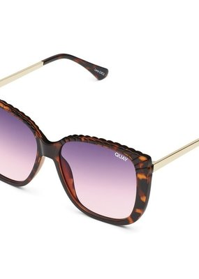 Quay Australia Ever After Etched Sunglasses