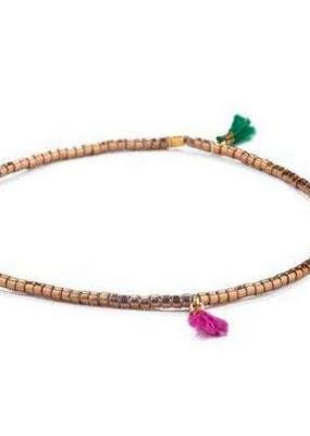 Shashi Lilu Bracelet - Bronze