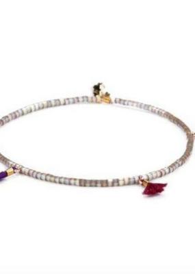 Shashi Lilu Bracelet - Khaki