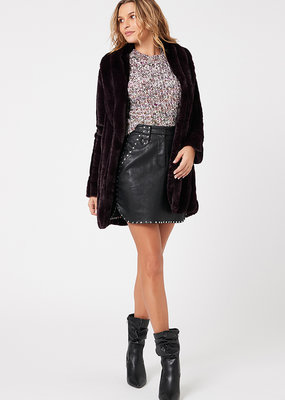 Minkpink Maryana Faux Fur Jacket
