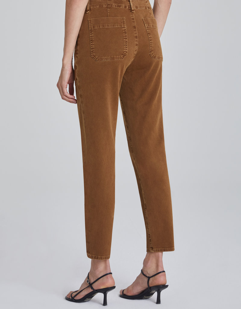 AG Jeans Caden Trouser - Sulfer Roasted Seed
