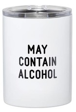 LABEL 'May Contain Alcohol' Tumbler