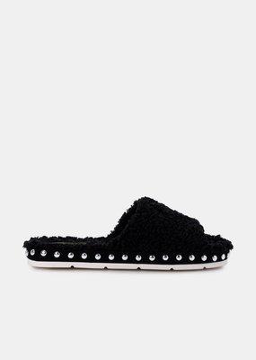Dolce Vita Mochi Slippers - Black