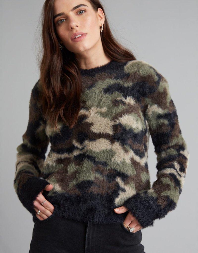 Bella Dahl Crew Neck Sweater