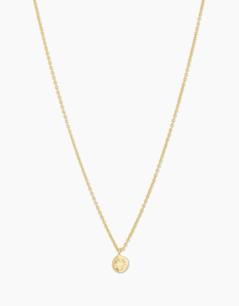 Gorjana Chloe Charm Adjustable Necklace