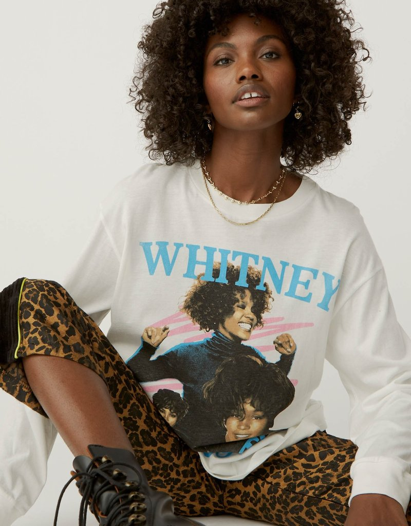 Daydreamer Whitney Houston Dance With Somebody Long Sleeve