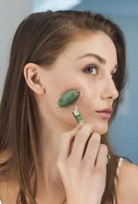 Kitsch Jade Crystal Facial Roller