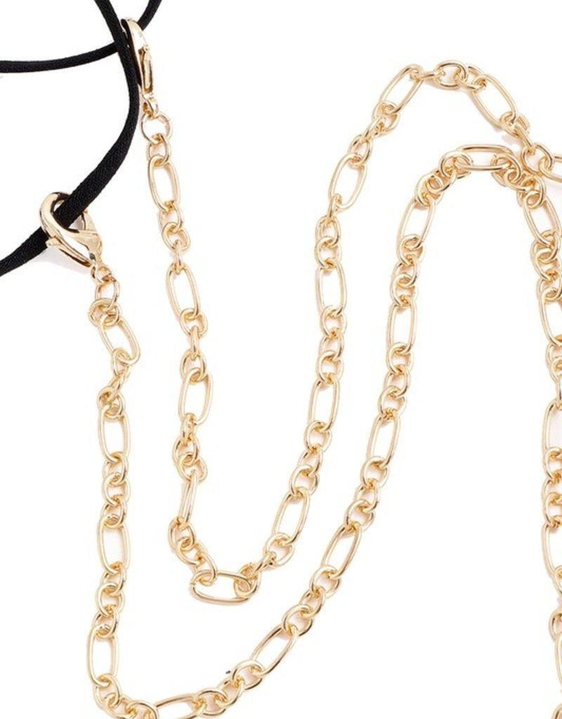 LABEL Elliot Mask Chain