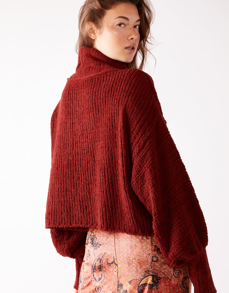 Free People Be Yours Pullover