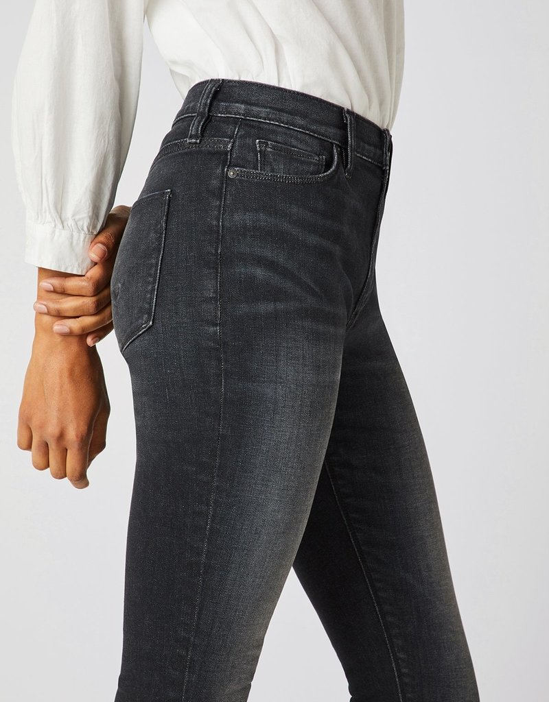 Hudson Barbara High-Rise Super Skinny Ankle Jean - Incomplete