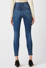Hudson Centerfold Extreme High-Rise Super Skinny Jean - Enchanter