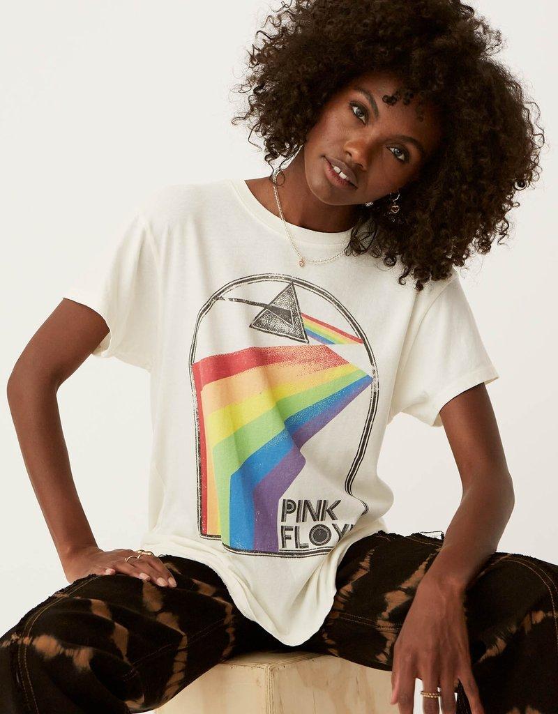 Daydreamer Pink Floyd Retro Rainbow Tour Tee