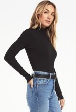 Z Supply Chloe Rib Bodysuit
