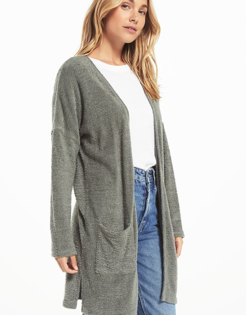 Z Supply Remi Feather Knit Cardi