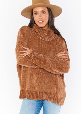 Show Me Your Mumu Fatima Turtleneck Sweater