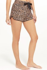 Z Supply Sweet Talker Leopard Short