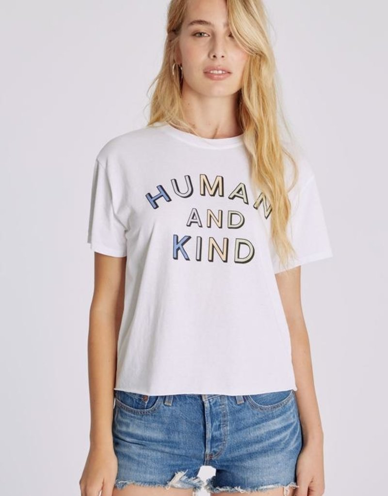 Wildfox Humankind Jamie Tee