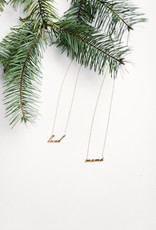 Thatch Mama Necklace