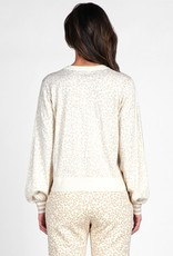 Sanctuary Barely Leopard Sweater