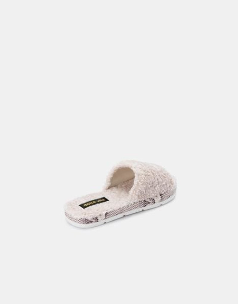 Dolce Vita Mochi Slippers - Off White