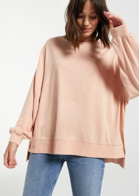 Z Supply Modern Weekender - Soft Peach