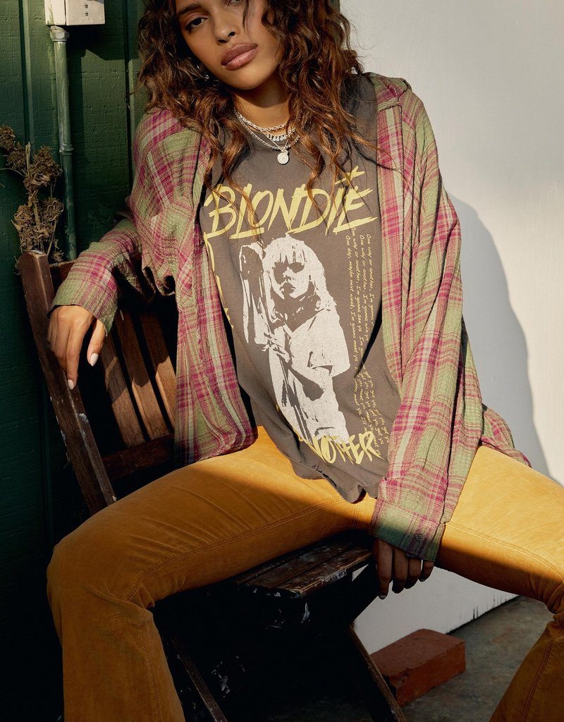 Daydreamer Blondie One Way or Another Weekend Tee