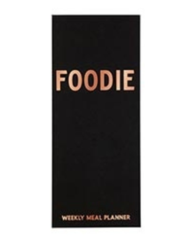 LABEL 'Foodie' Meal Planner