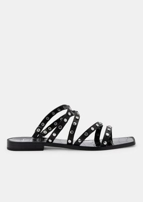 Dolce Vita Izabel Studded Sandals - Black