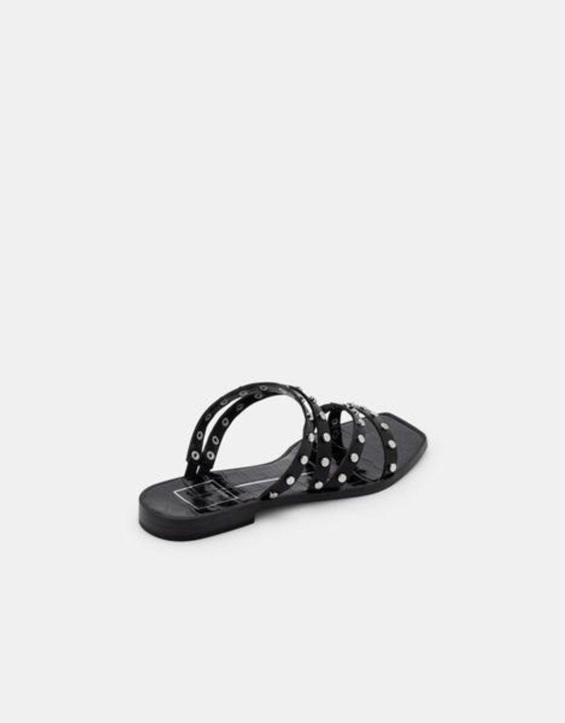 Dolce Vita Izabel Studded Sandals - Black