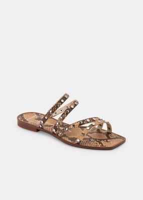Dolce Vita Izabel Studded Sandals - Mango Snake